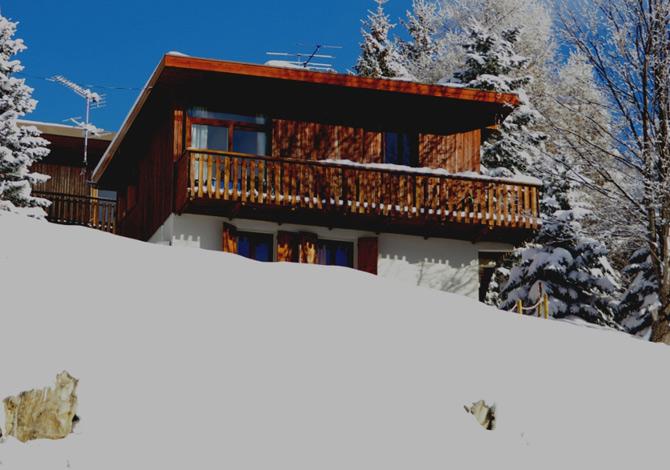 location chalet ski orcieres merlette